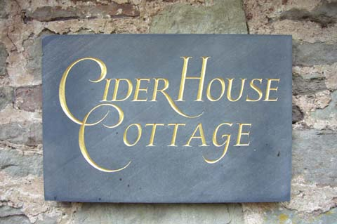 House Signs Jane Turner Stone Carver And Letter Cutter